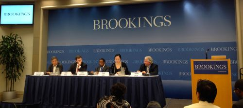 Brookings seminar on Japan in Africa