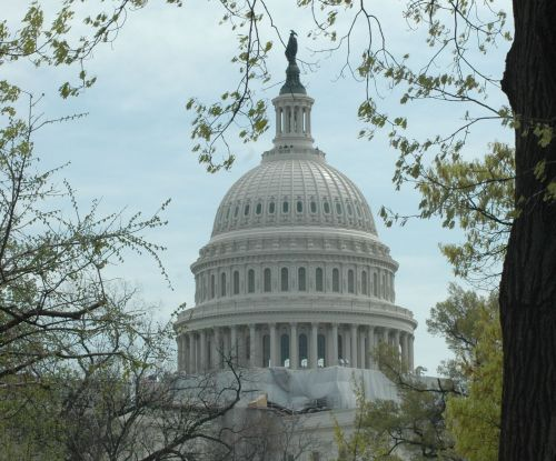 The U.S. Capitol, home of Congress